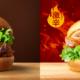 モスバーガー、2019年5月23日より「激辛テリヤキチキンバーガー」を発売